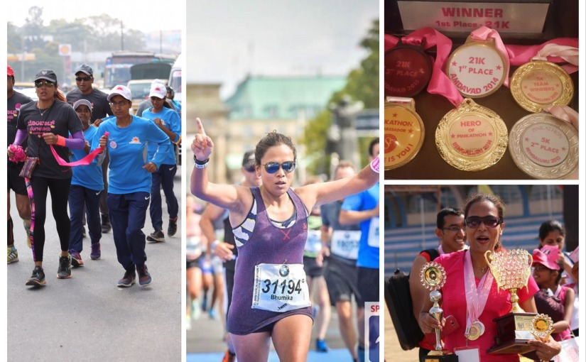 A Decade of Running-Non runner to Official guide at Boston Marathon2019