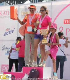 Bhumika_pinkathon_with family_1