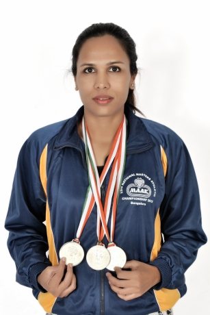 Masters Nationals medals