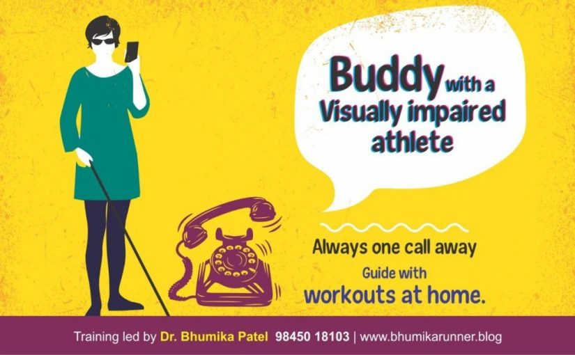 Phone Buddy Guide for VisuallyImpaired: Homeworkouts